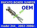 Samoregulator rozpierak regulator szczęk hamulcowych 1szt CITROEN JUMPER FIAT DUCATO PEUGEOT BOXER 11/2001-2006r