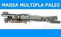 Samoregulator rozpierak szczęk hamulcowych Fiat Marea Multilpa Palio Wekkend