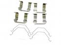 Zestaw naprawczy instalacyjny montażowy klocków hamulcowych przód 109-1158 MAZDA 323 626 XEDOS 6 PREMACY MX-6 FORD PROBE II