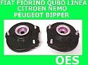 Poduszki górnego mocowania amortyzatora + łożysko FIORINO QUBO LINEA NEMO BIPPER OES
