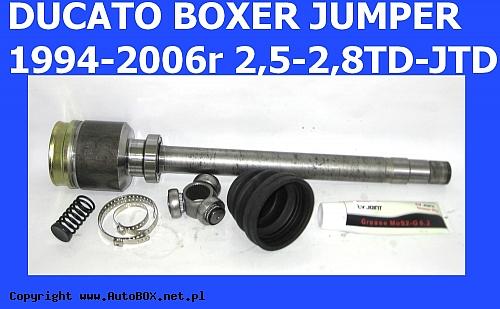PRZEGUB WEWNĘTRZNY PRAWY DUCATO BOXER JUMPER 1994-2006