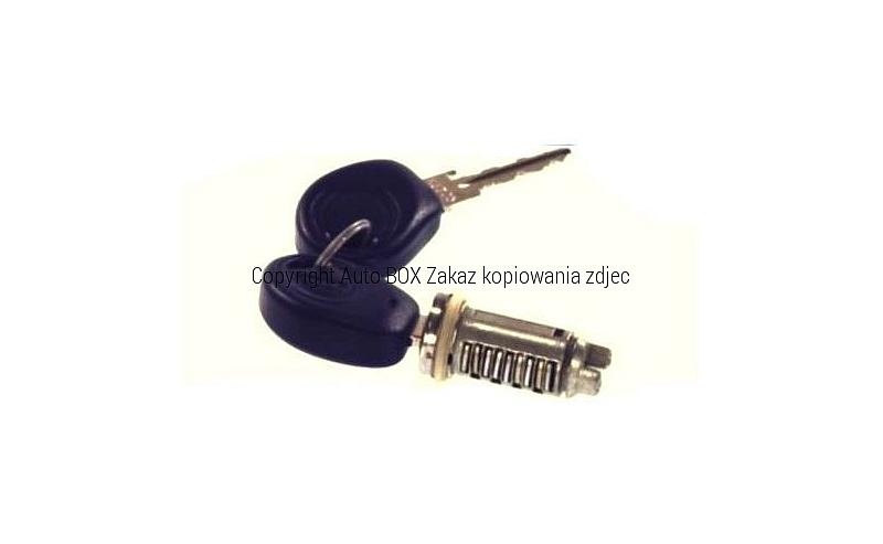 WKŁADKA WKŁAD ZAMKA FIAT ALBEA PALIO II+ 2 kluczyki