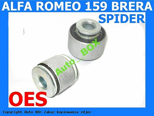 TULEJA TULEJE WAHACZA PRZÓD GÓRNY TRW ALFA ROMEO 159 BRERA SPIDER