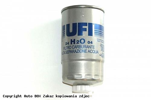 FILTR PALIWA UFI ORIGINAL 24H2O04 ALFA FIAT LANCIA