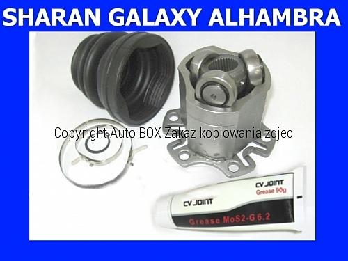 PRZEGUB WEWNĘTRZNY OD SKRZYNI zamiennik SEAT ALHAMBRA FORD GALAXY VW SHARAN 99-