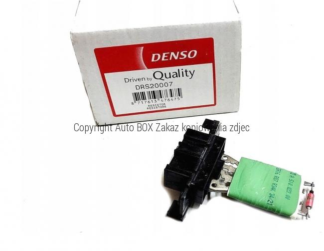 OPORNIK REZYSTOR DMUCHAWY NAWIEWU DUCATO JUMPER BOXER 2006- DENSO OE