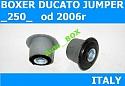 TULEJA RESORU TULEJKA FIAT DUCATO CITROEN JUMPER PEUGEOT BOXER 2006-